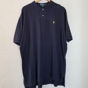 Ralph Lauren men's Polo Blue XL